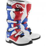 Мотоботы Alpinestars Tech 5 White-Red-Blue 44 (2015015 237)