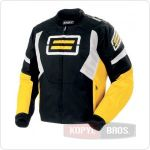 Мото куртка SHIFT Super Street Textile Jacket желтая (10023-005-006)