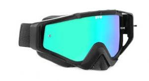 OMEN MX ASSAULT - SMOKE w/ GREEN SPECTRA +CLEAR AFP (323129169857) ― Motocross.UA