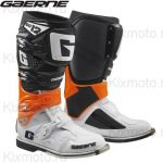 Gaerne CG-12 Black/white/orange (2174-078-)