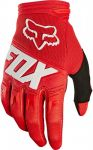 FOX YTH DIRTPAW RACE GLOVE [RED] (19507-003-)