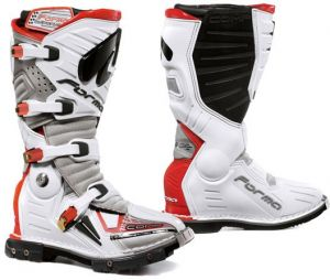 Forma Dominator Comp T.A.S. (FORC330-98) white  ― Motocross.UA