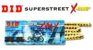 Цепь DID 520ZVM-X ― Motocross.UA