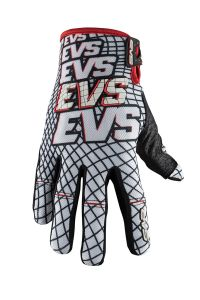 EVS RE-RUN glove White (GLRWH) ― Motocross.UA