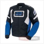 Мото куртка SHIFT Super Street Textile Jacket синяя (10023-002-006)